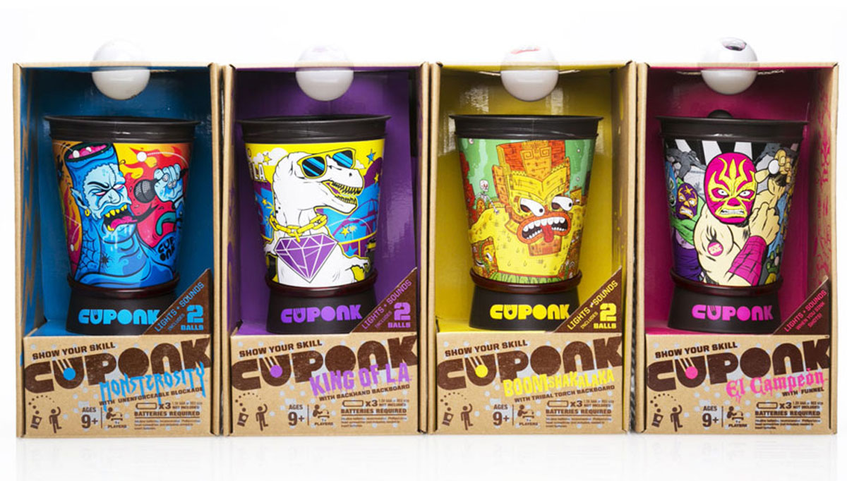 Hasbro's Toy Cuponk Branding and Production